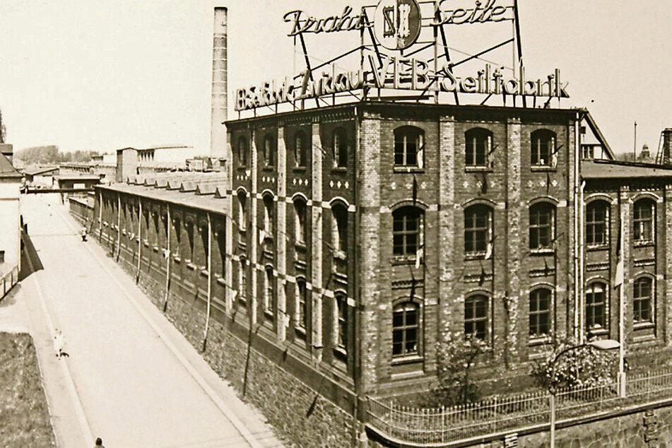 Das Drahtseilwerk Zwickau steht vor seinem 150-jährigen Jubiläum. Zu DDR-Zeiten wurde unter dem Namen VEB Seilfabrik produziert.