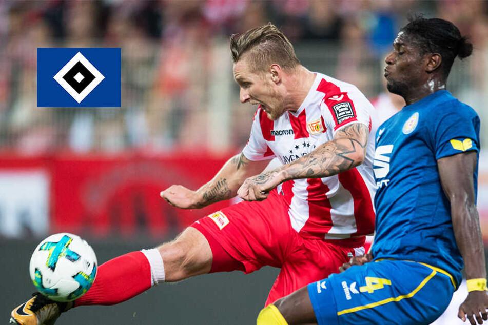 Rückzieher: Joseph Baffo absolviert doch kein Probetraining beim HSV