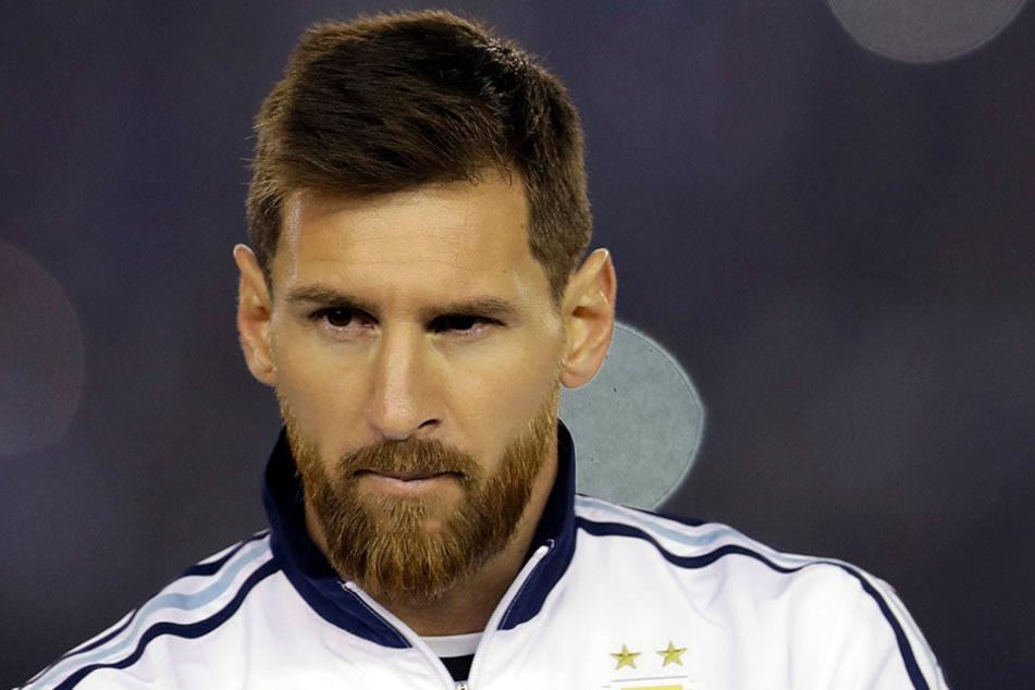Für Fußballstar Lionel Messi dürfte die neuesten Nachrichten um seinen Bruder Matías ein Schock sein.