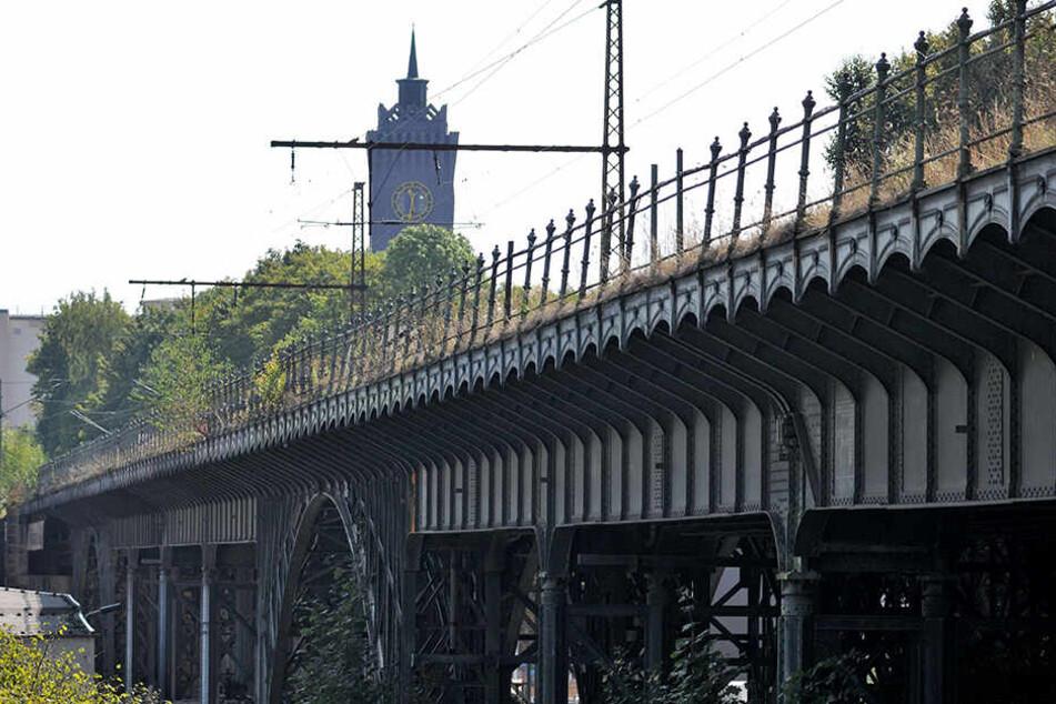 Am Donnerstag werden die Pläne zur Viadukt-Sanierung vorgestellt.