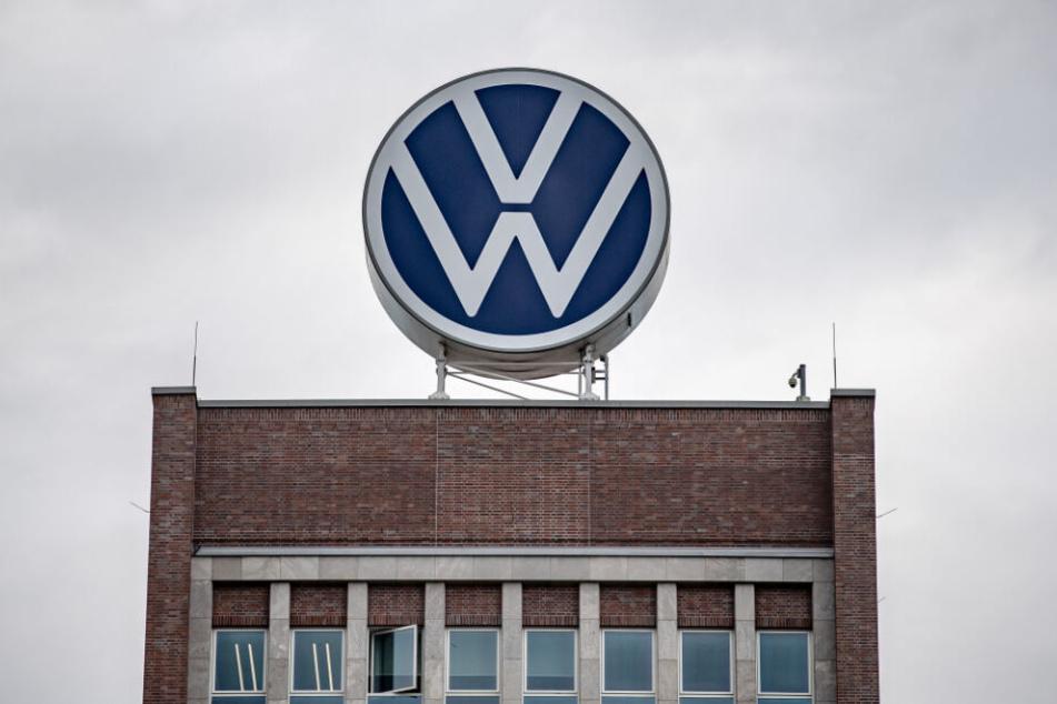 Die Volkswagen-Zentrale.