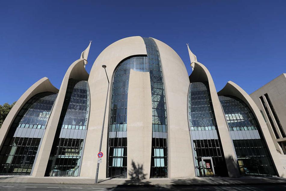 In der Kölner Zentralmoschee fand Anfang Januar 2019 eine internationale Islamkonferenz statt.