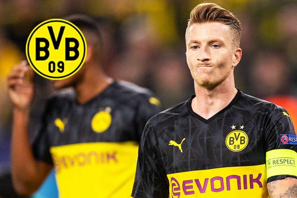 Chancenwucher von starkem BVB! Reus vergibt gegen Barcelona Elfmeter