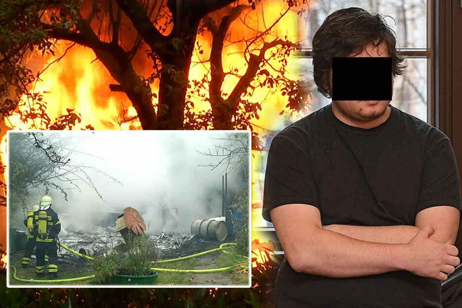 Serien-Brandstifter verurteilt: Koch-Lehrling ließ zehnmal was anbrennen
