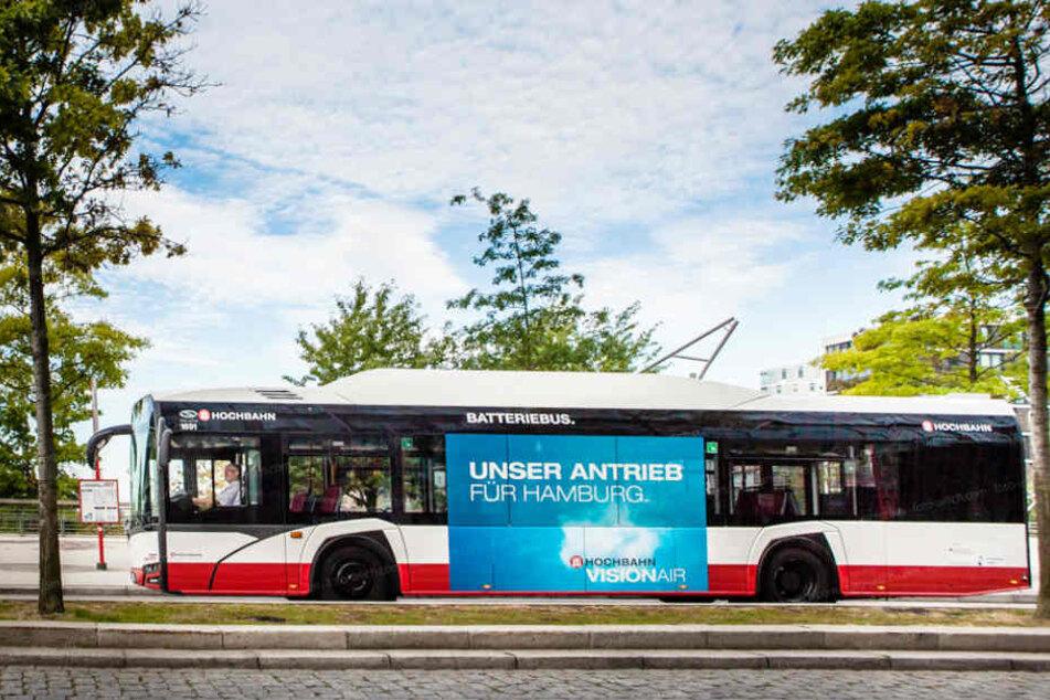 Hansestadt als Vorreiter: Hamburg bestellt die ersten 30 Elektro-Busse