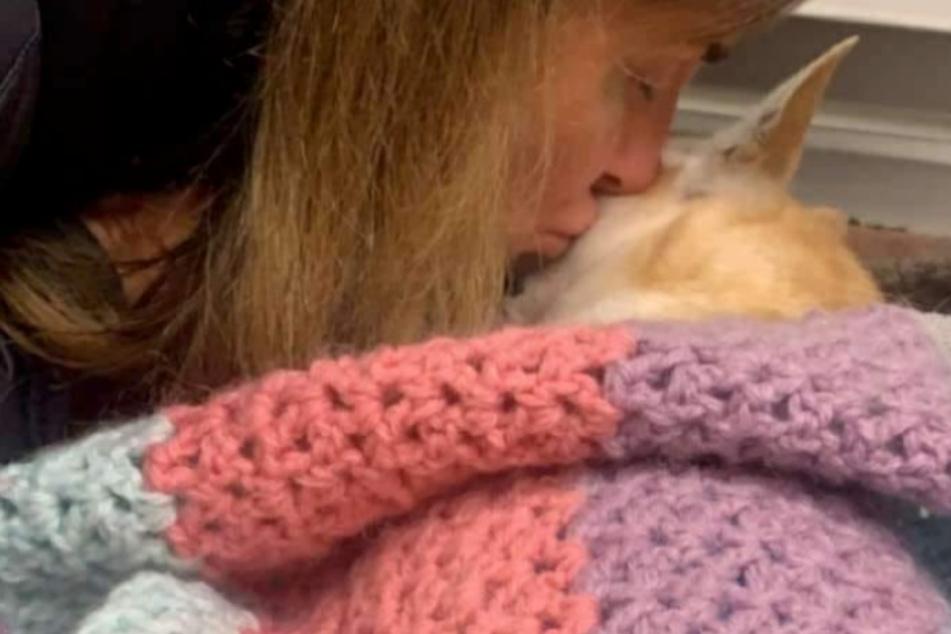 Gail Grubb (46) wünscht sich Gerechtigkeit, nachdem Ihr Chihuahua durch den Angriff eines Staffordshire Bullterriers gestorben war.