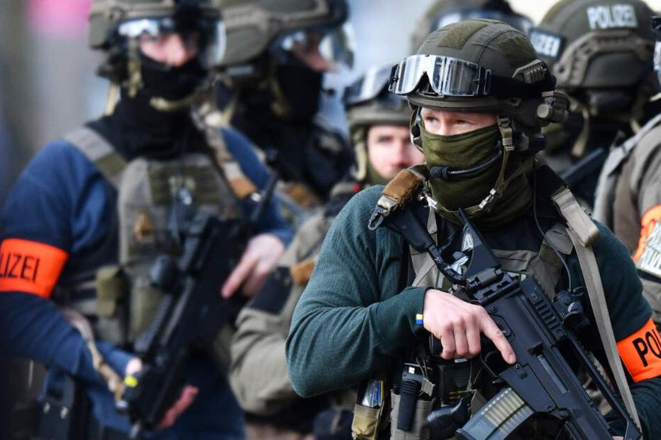 Alarm bei Aschaffenburg: 43-Jähriger rastet aus und SEK rückt an