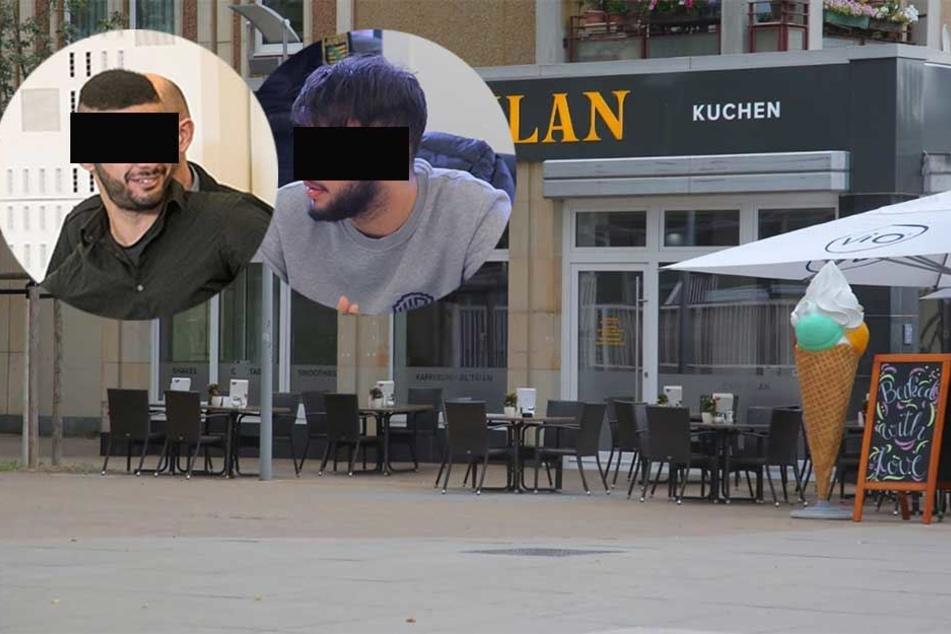 KMN-Rapper bei Café-Schlägerei schwer verletzt