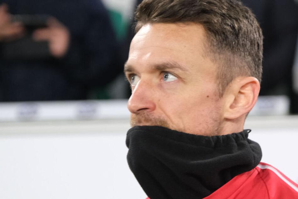 Gegen Leipzig am vergangenen Samstag 90 Minuten auf der Bank: VfB-Kapitän Christian Gentner (31).