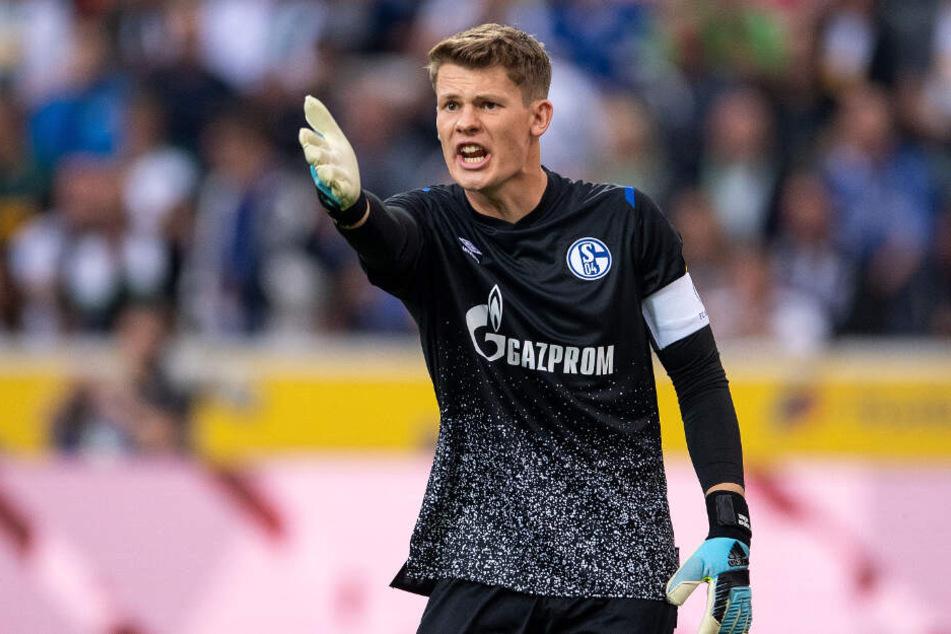 Deal ist fix: Alexander Nübel wechselt zur Saison 2020/21 zu den Bayern. (Archiv)