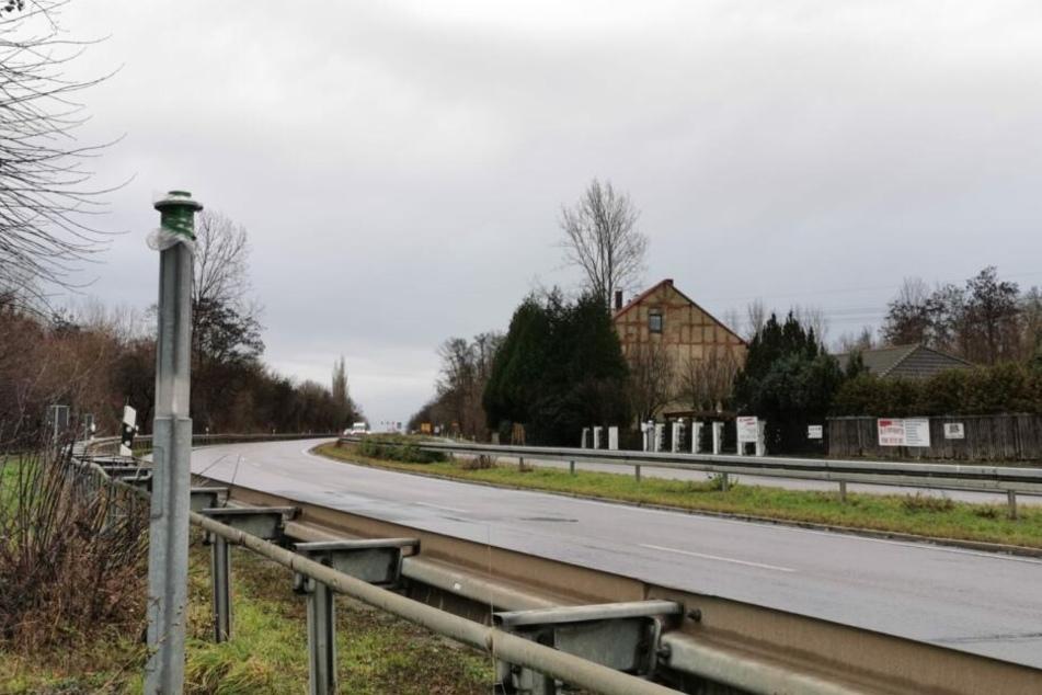 Die beiden fest installierten Blitzer in Espenhain wurden abmontiert.
