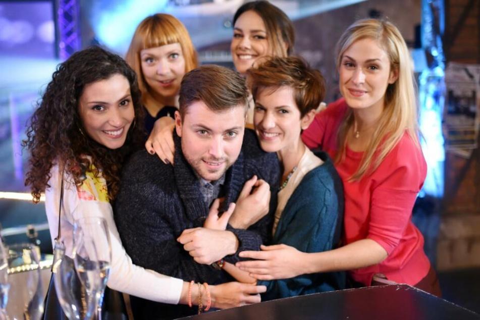 Sechs Jahre spielte Isabell Horn in der RTL-Soap, unter anderem an der Seite von Felix von Jascheroff.