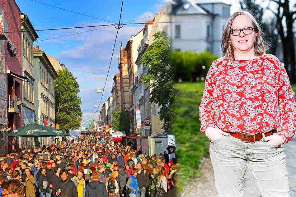 Dresdens größte Stadtteil-Sause: Heute startet die BRN