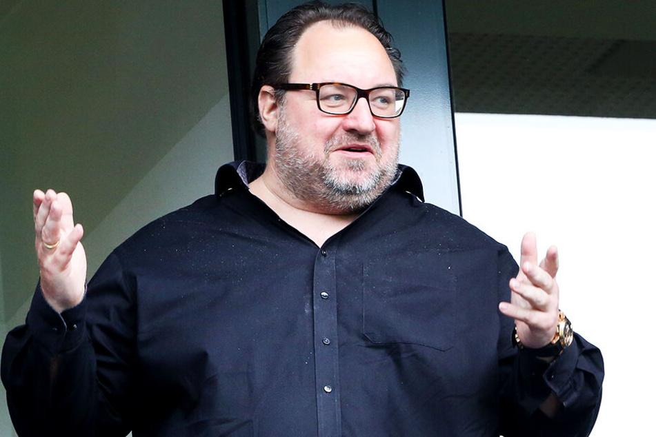 Hat mit dem KFC Uerdingen große Pläne: Der polarisierende Investor Mikhail Ponomarev