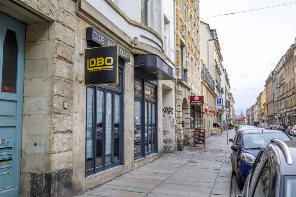 """Das """"LOBO"""" auf der Luisenstraße 55"""