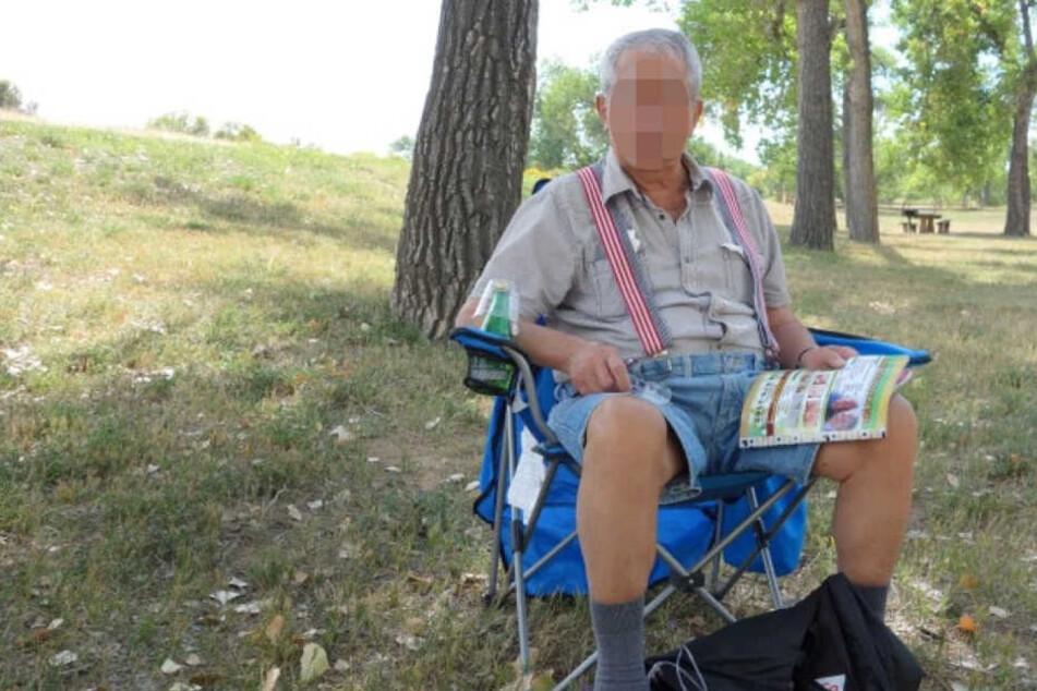 Der 82-jährige Isaak Komisarchik wurde tot in einem Aufzug gefunden.