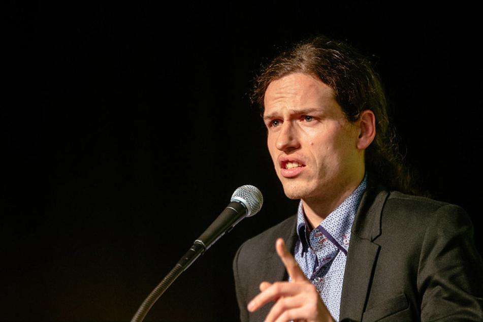 Der Chef der sächsischen Grünen, Jürgen Kasek, ist genervt von den Erklärungsversuchen für das Wahlergebnis in Sachsen.