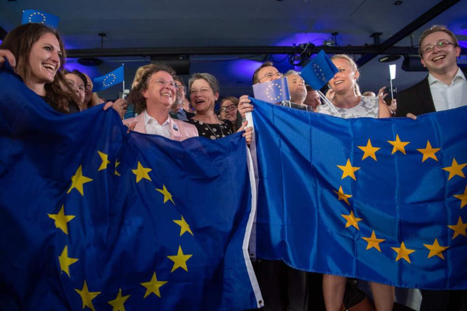 Europawahl in Bayern: CSU bleibt stärkste Kraft, Grüne auf Erfolgskurs
