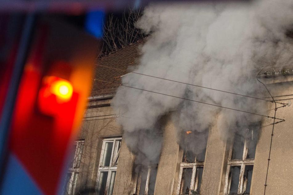 Die Polizei ermittelt nun wegen den Bränden.