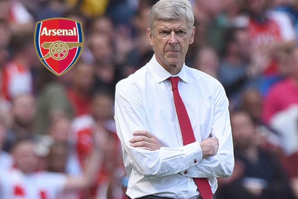 Arsène Wenger macht die 600 Mitarbeiter vom FC Arsenal für die sportliche Misere verantwortlich.