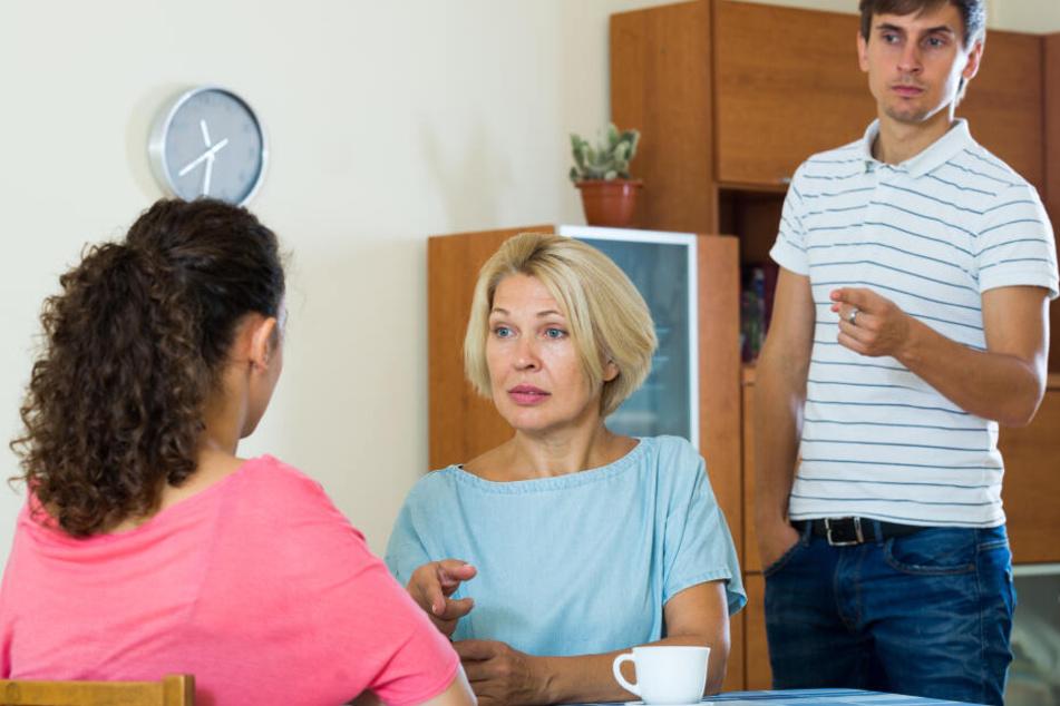Die US-Amerikanerin geriet mit ihrer Schwiegermutter aneinander. (Symbolbild)