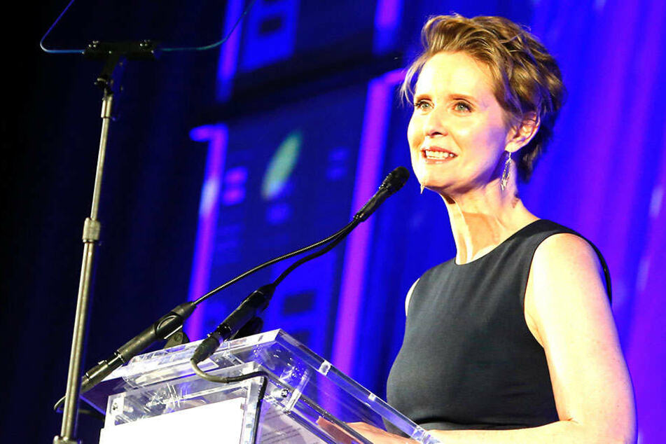 Cynthia Nixon will Gouverneurin vom US-Bundesstaat New YORK