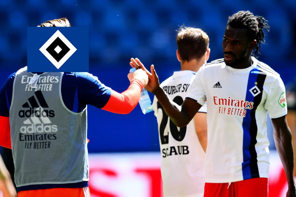 HSV zu Gast in Würzburg: Sind Jeremy Dudziak und Bakery Jatta mit an Bord?