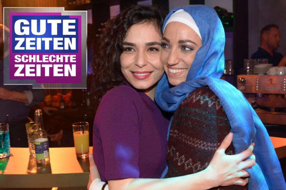 Netz-Hass, weil sie Kopftuch trägt: GZSZ-Neuzugang wehrt sich