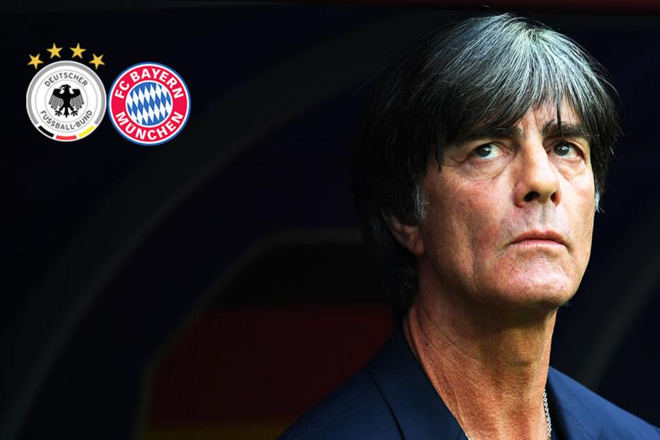 DFB-Coach Löw knallhart: Drei Bayern-Weltmeister aussortiert!