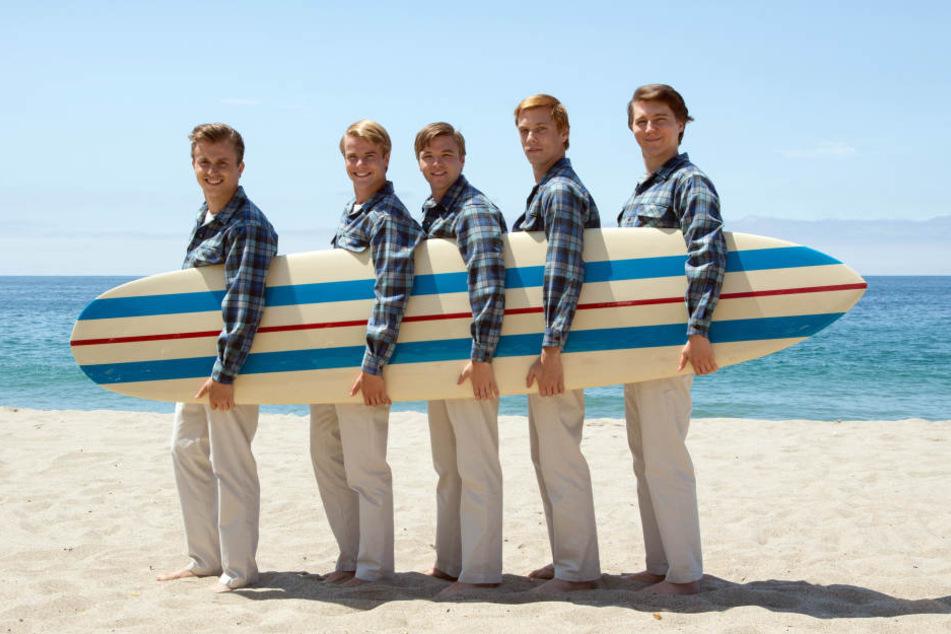"""""""Surfin' U.S.A."""" von 1964 ist einer der größten Hits der Beach Boys"""