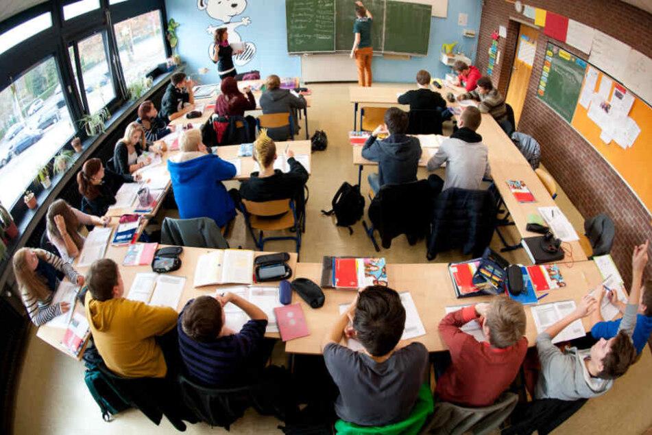 61 Anträge von Schulen für Investitionen liegen bereits vor. (Symbolbild)