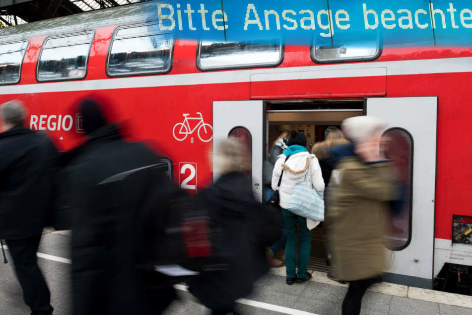 Fahrgäste sollten vorab die Abfahrtszeiten prüfen.