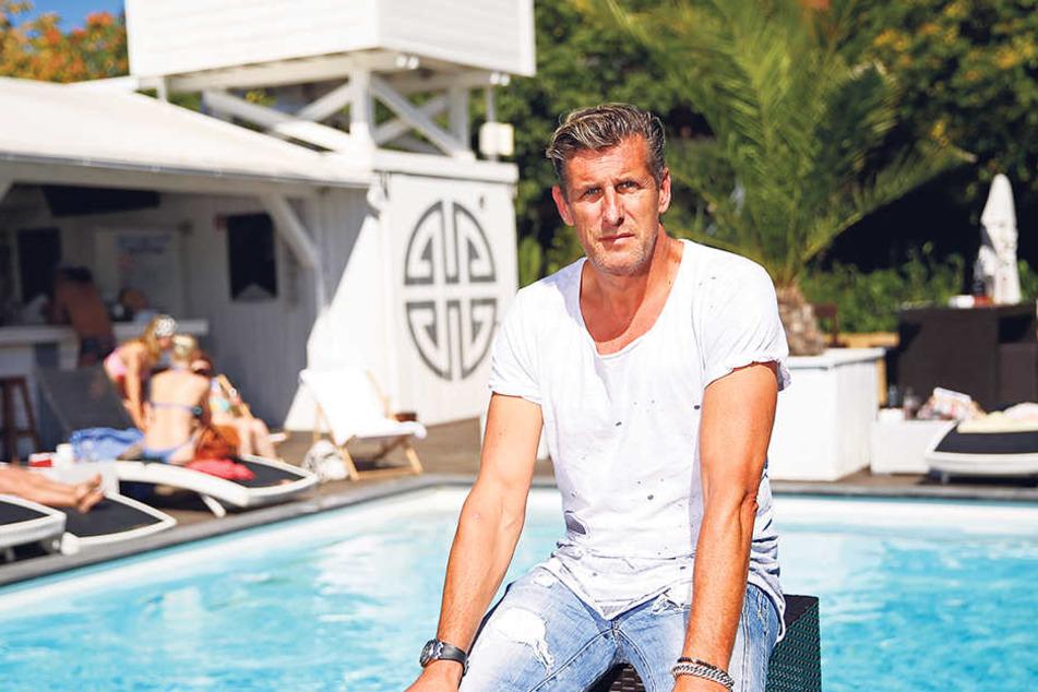 Christian von Canal (48) will mit seinen Clubs weitermachen, solange es sich lohnt. Am Purobeach geht am 24. September aber erst mal die Saison zu Ende.