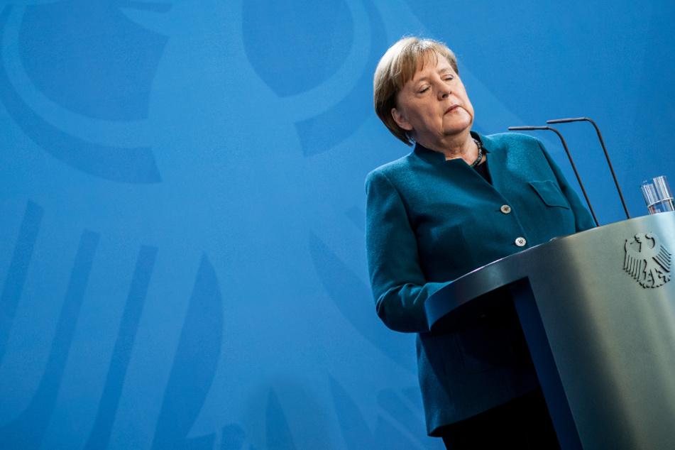 """AfD-Politiker mit Geschmacklos-Tweet zu Merkel-Quarantäne: """"Schon mal ein Anfang"""""""