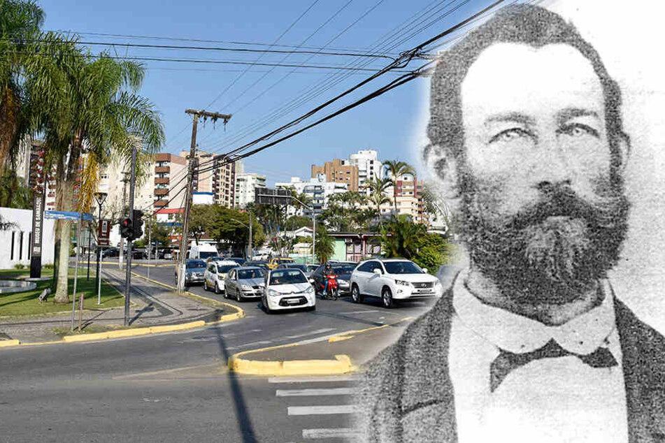Was machte ein Glauchauer Bürgermeister in Brasilien?