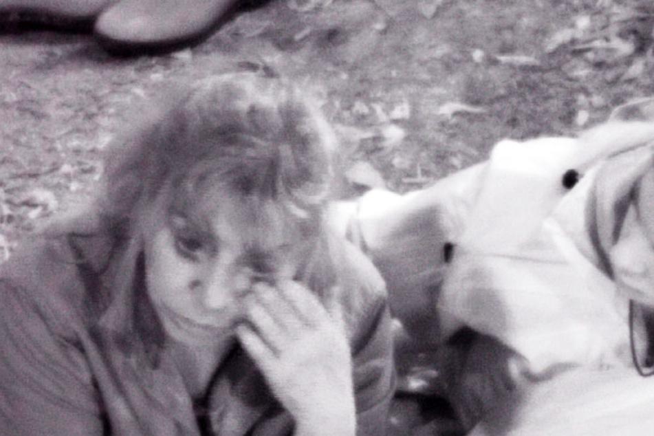 Polka-Tina hat endlich ausgeschlafen - und festgestellt, dass es ihr im Camp doch nicht so gefällt.