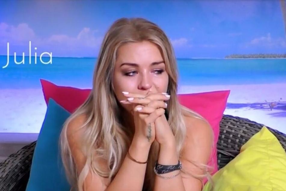 Nicht weinen, Julia - Phillip macht sich schon bereit für dich.