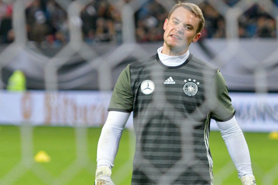 Manuel Neuer wird in dieser Saison nicht mehr für den FC Bayern München auflaufen.