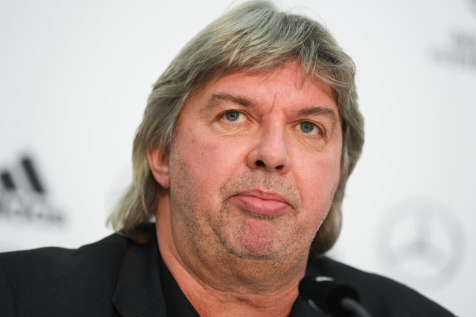 DFB-Vizepräsident Ronny Zimmermann.