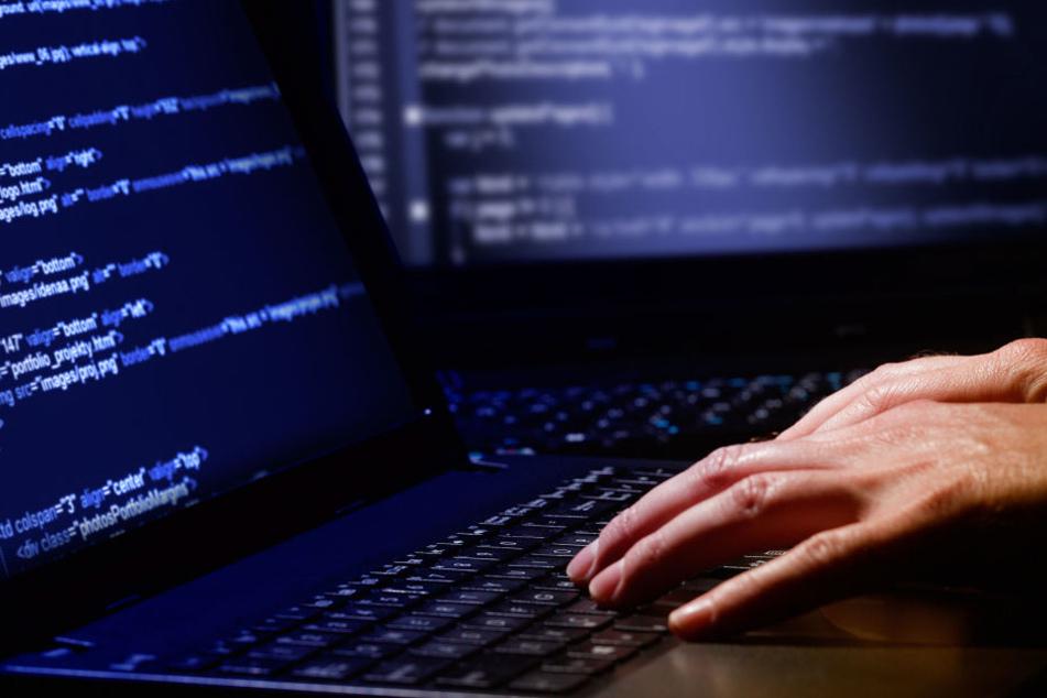 Die Hacker haben die Landes-Behörde gezielt angegriffen, um Rechenleistung abzuzweigen. (Symbolbild)