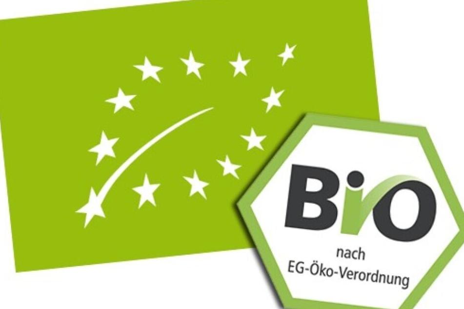 Auf jedem Bioprodukt aus der EU muss das EU-Bio-Siegel und/oder das sechseckige Deutschland-Bio-Siegel gedruckt sein.