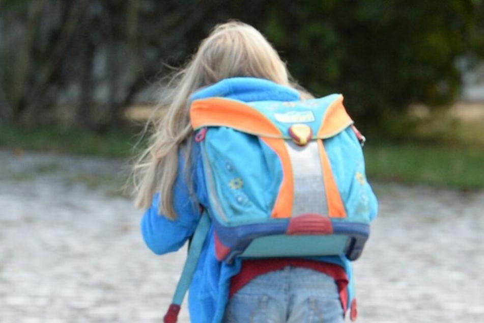 Die Elfjährige rannte nach dem Vorfall sofort nach Hause. (Symbolbild)