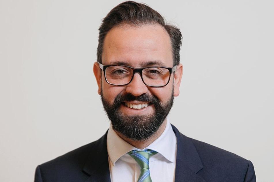 Sachsens Justizminister Sebastian Gemkow (39, CDU)