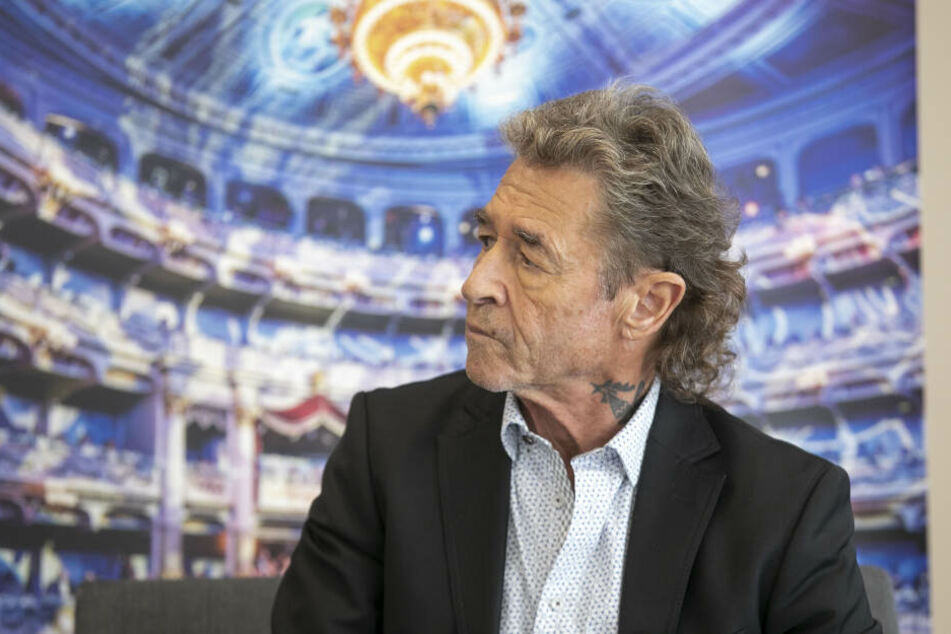 Peter Maffay droht mit SemperOpernball-Absage