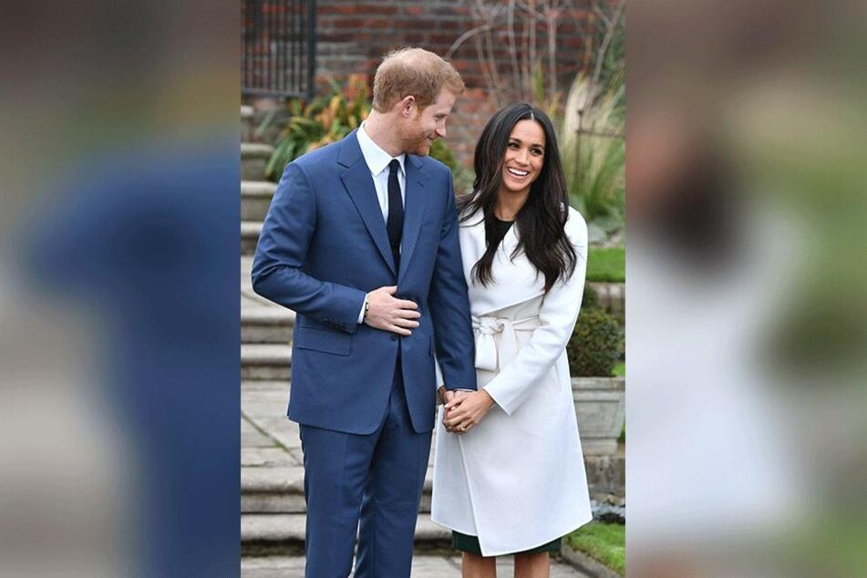 US-Schauspielerin Meghan Markle und Prinz Harry von Großbritannien sind vor Kurzem zum ersten Mal Eltern geworden.