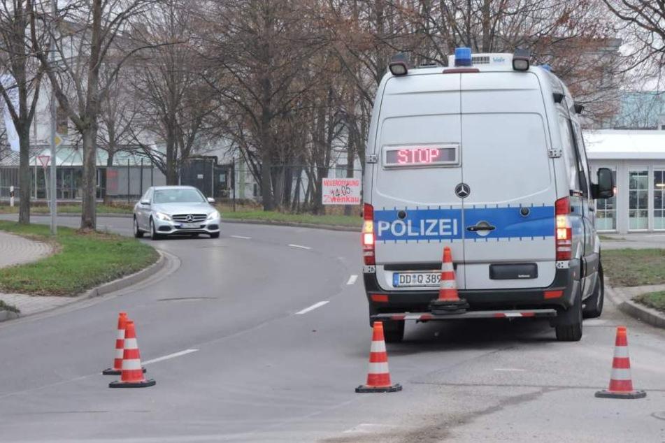 Fliegerbombe in Zwenkau: Die Sprengung ist erfolgt