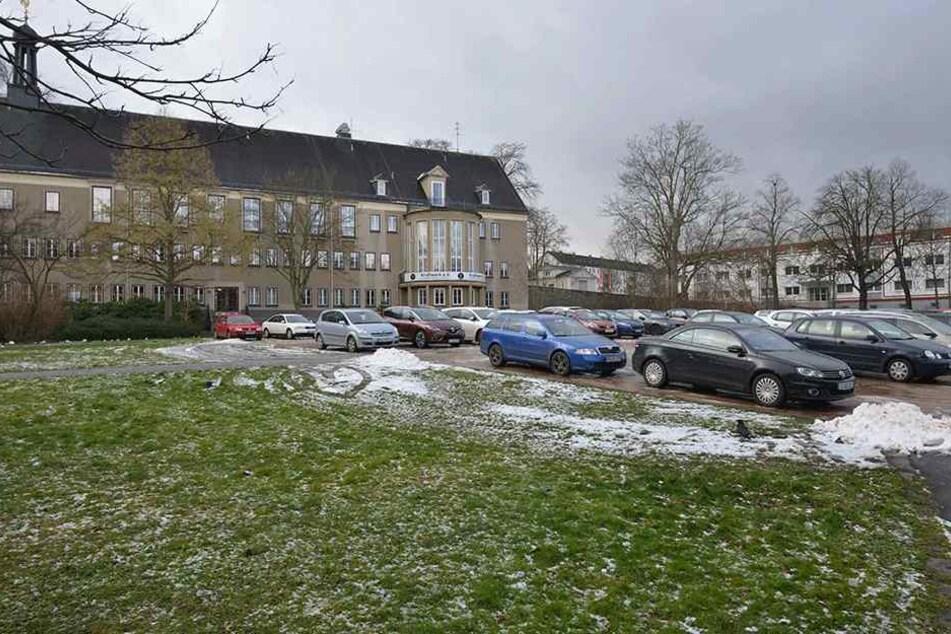 An der Ecke Hartmannstraße/Kaßbergstraße soll ein neues Parkhaus entstehen.