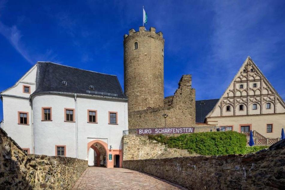 Auch auf der Burg Scharfenstein sind einige Mitarbeiter mit der Bezahlung unzufrieden.