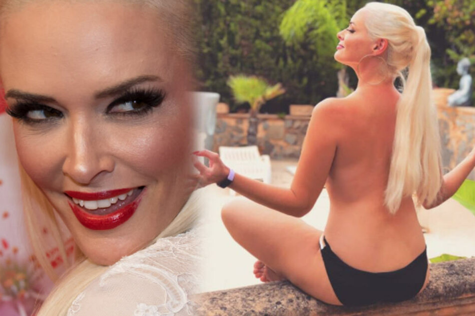 So sexy schenkt Daniela Katzenberger ihren Hatern ein
