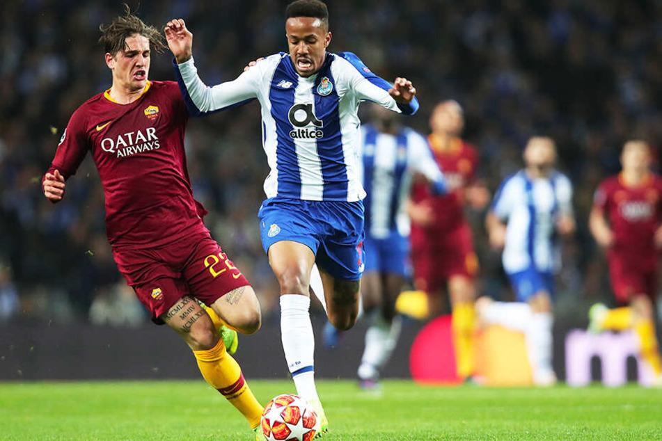 Eder Militao (r.) zeigte beim FC Porto in der Vorsaison starke Leistungen.